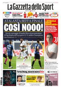 La Gazzetta dello Sport Roma – 13 agosto 2020