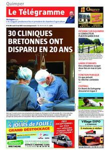 Le Télégramme Quimper – 13 mai 2019
