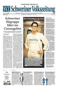 Schweriner Volkszeitung Hagenower Kreisblatt - 18. März 2020
