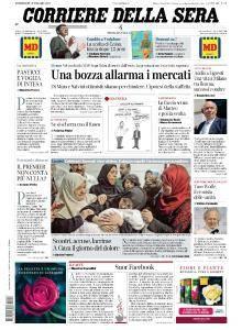 Corriere della Sera - 16 Maggio 2018