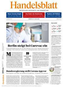 Handelsblatt - 16 Juni 2020