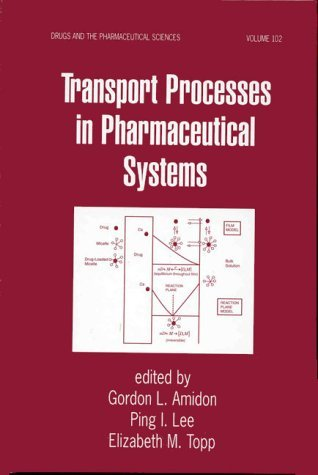 Transport Processes in Pharmaceutical Systems | English | PDF | 4.9M