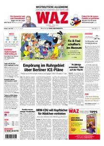 WAZ Westdeutsche Allgemeine Zeitung Oberhausen-Sterkrade - 08. Juni 2018