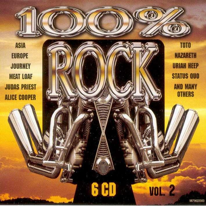 100% Rock Volume 2