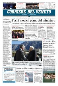 Corriere del Veneto Venezia e Mestre – 24 aprile 2019