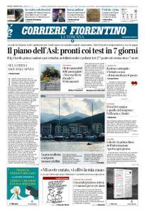 Corriere Fiorentino La Toscana – 19 marzo 2020