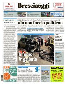Brescia Oggi - 3 Luglio 2019