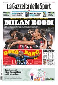 La Gazzetta dello Sport Sicilia – 23 novembre 2020