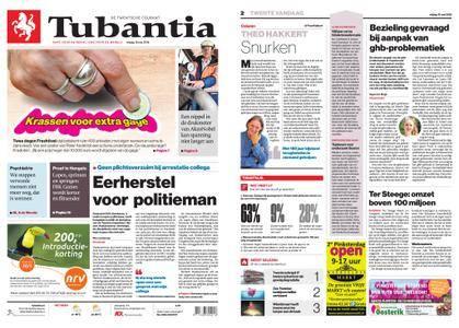 Tubantia - Enschede – 18 mei 2018