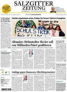 Salzgitter Zeitung - 25. April 2019