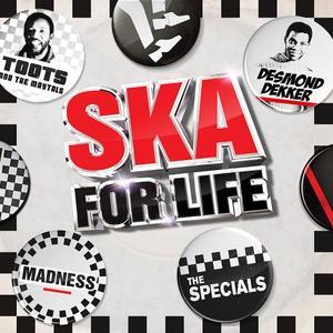 VA - Ska For Life (3CD, 2019)