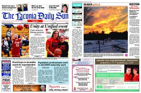 The Laconia Daily Sun – January 08, 2019
