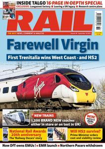 Rail – August 28, 2019