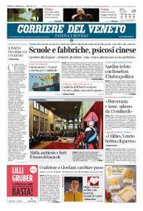 Corriere del Veneto Padova e Rovigo – 02 febbraio 2020