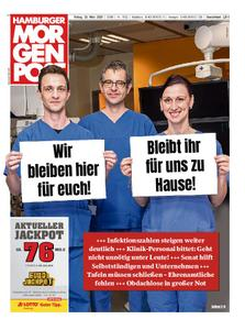Hamburger Morgenpost – 20. März 2020