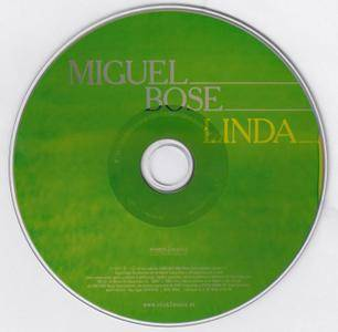 Miguel Bosé - Linda (1977) [2008, Reissue]
