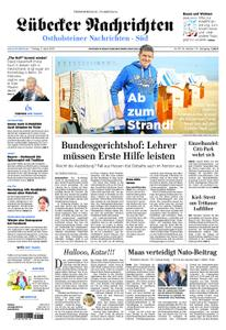 Lübecker Nachrichten Ostholstein Süd - 05. April 2019
