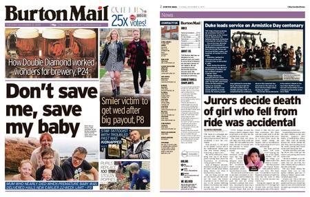 Burton Mail – November 12, 2019