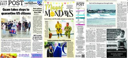 The Guam Daily Post – February 03, 2020
