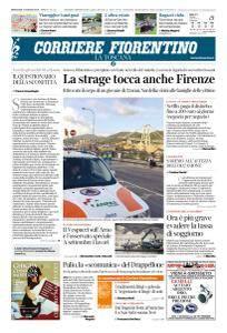 Corriere Fiorentino La Toscana - 15 Agosto 2018