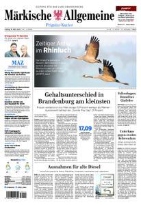 Märkische Allgemeine Prignitz Kurier - 15. März 2019