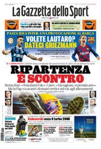 La Gazzetta dello Sport Roma – 14 aprile 2020