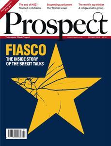 Prospect Magazine - October 2019
