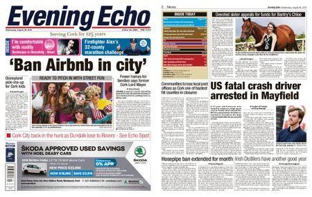 Evening Echo – August 29, 2018