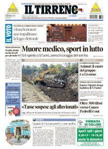 Il Tirreno Livorno - 13 Ottobre 2017