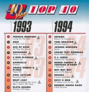 40 Jaar Top 40 1993-1994