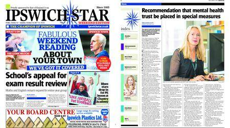 Ipswich Star – October 13, 2017