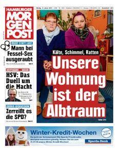 Hamburger Morgenpost - 15. Januar 2018