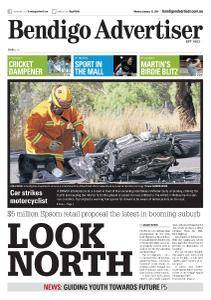Bendigo Advertiser - January 15, 2018