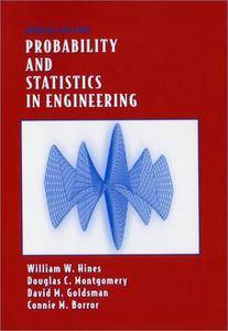 Probability and Statistics in Engineering (Repost)