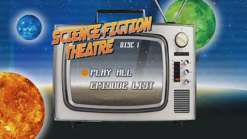 Science Fiction Theatre (1955–1957) [The Complete Series]