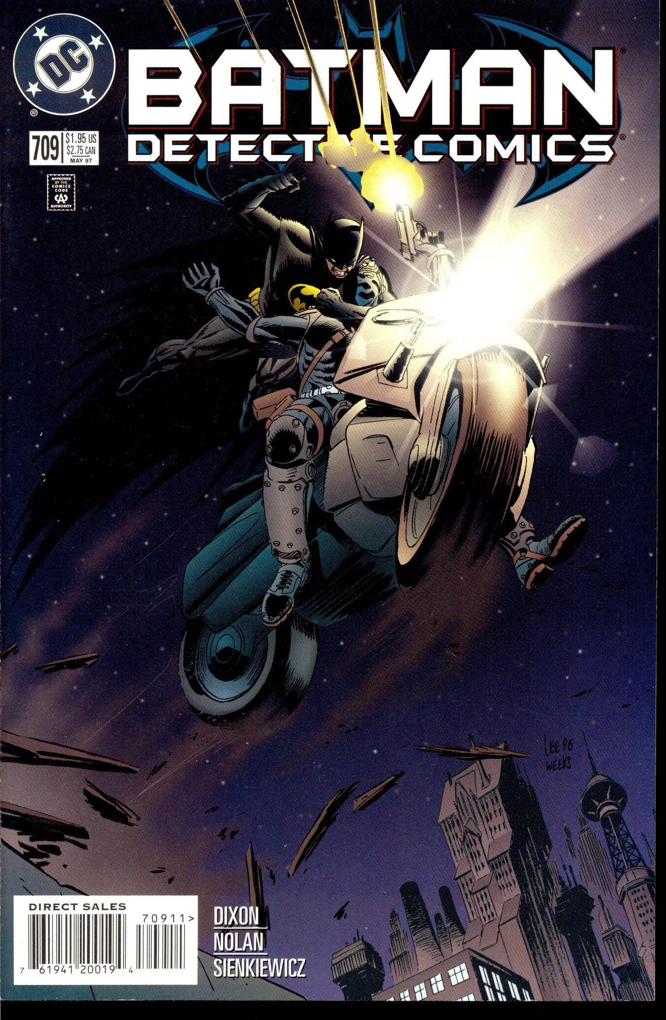 For Tyco - Detective Comics 709 cbr