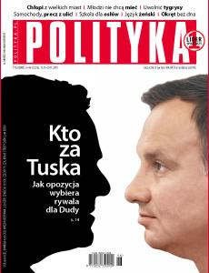 Tygodnik Polityka • 13 listopada 2019