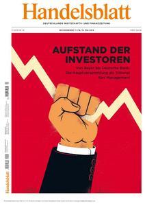 Handelsblatt - 17. Mai 2019