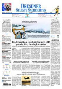 Dresdner Neueste Nachrichten - 16. Januar 2018