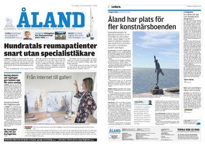 Ålandstidningen – 20 september 2018