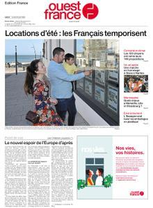 Ouest-France Édition France – 22 juin 2020