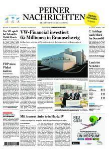 Peiner Nachrichten - 20. September 2017