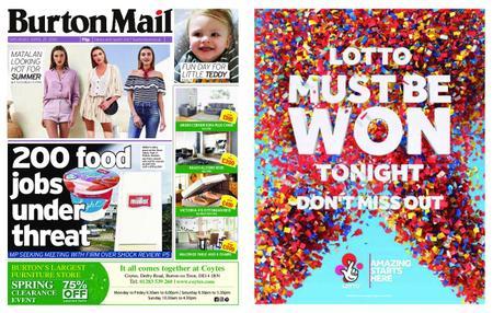 Burton Mail – April 27, 2019