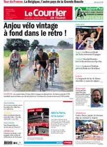 Le Courrier de l'Ouest Angers – 07 juillet 2019