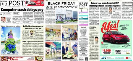 The Guam Daily Post – November 28, 2020