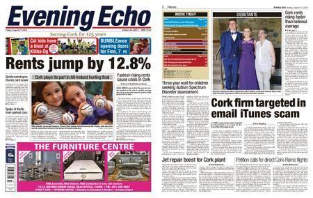 Evening Echo – August 17, 2018