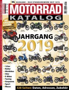 Motorrad - Katalog 2019