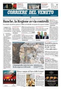 Corriere del Veneto Vicenza e Bassano – 27 agosto 2019