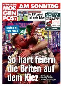 Hamburger Morgenpost – 06. Oktober 2019