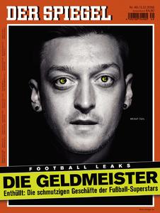Der Spiegel No. 49 - 03. Dezember 2016